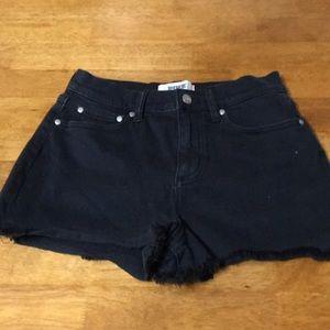 VsPink Nwot Denim Shorts